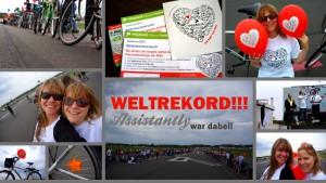 TempelhoferFreiheit_Weltrekord_Fahrradschlange2015